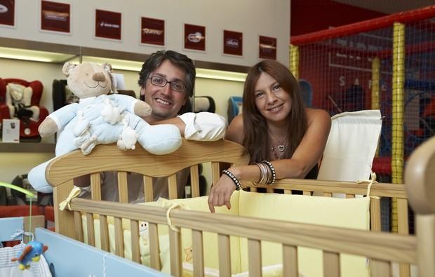 Ana Galvão e Nuno Markl