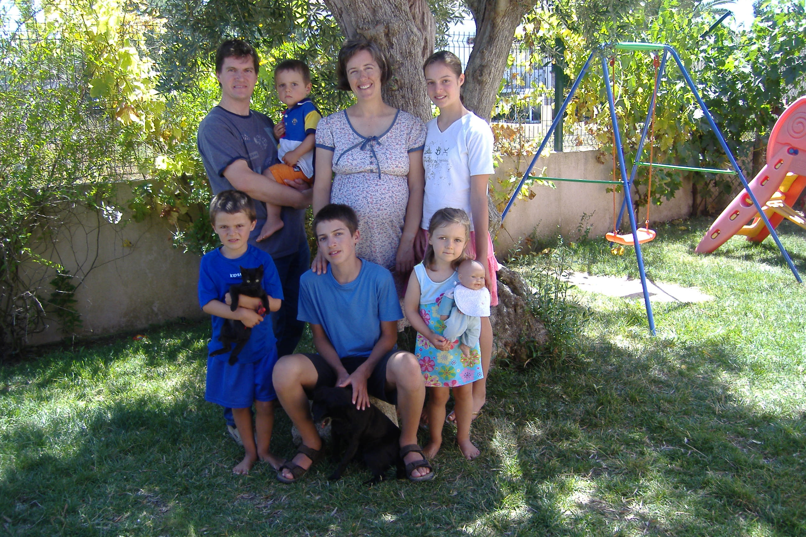 Maria Teresa Castel-Branco Power e família